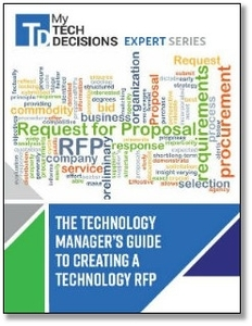 The Technology Manager's Guide to Creating a Technology RFP