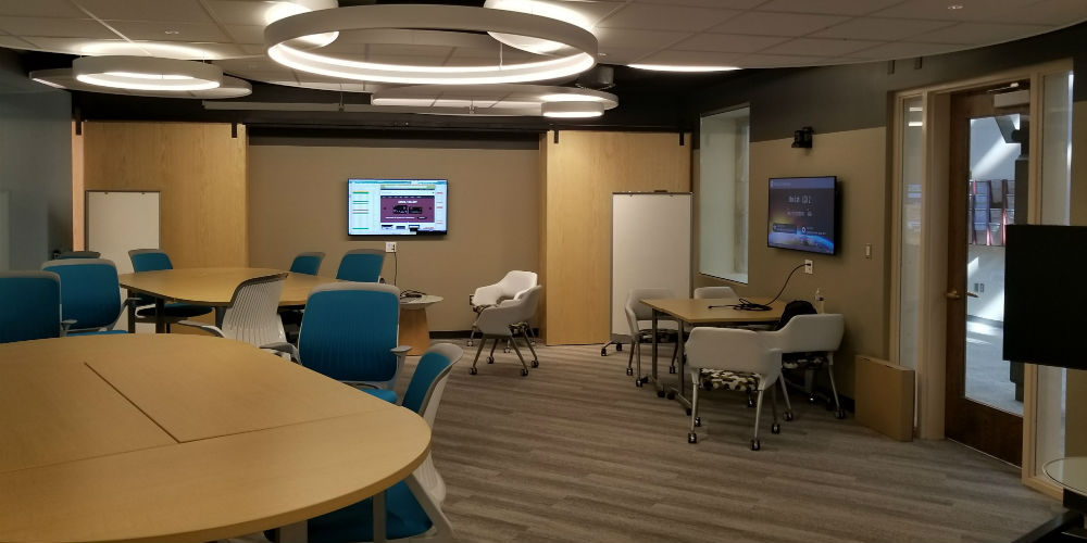 University of Richmond Invests in Collaborative Education, slide 0
