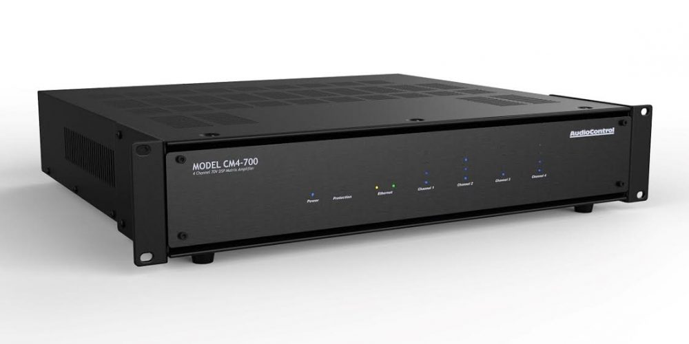 12 Crystal Clear Audio Products from InfoComm 2018, slide 6