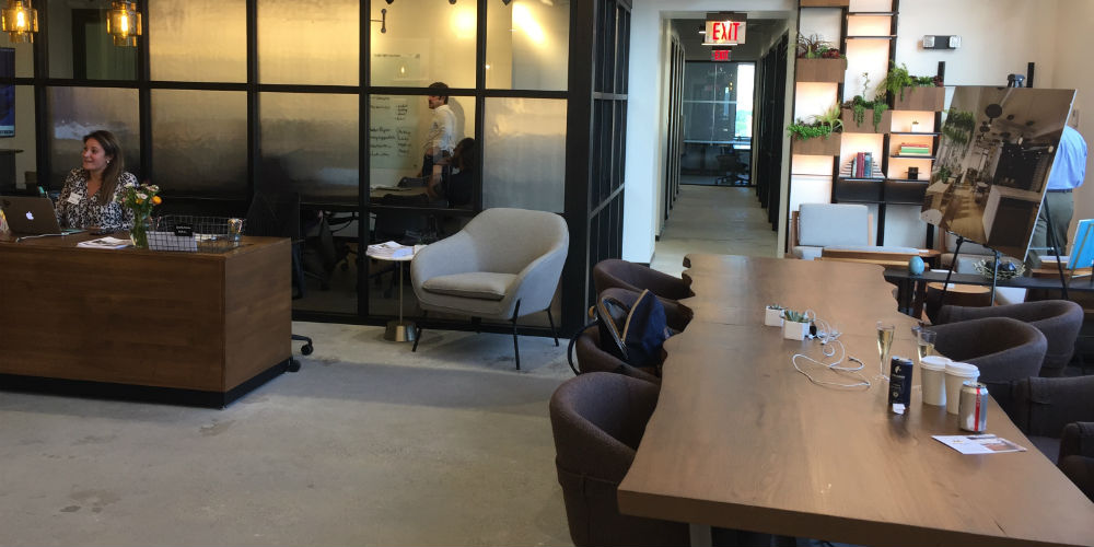 What is a Coworking Space? TD Visits Industrious Boston, slide 16