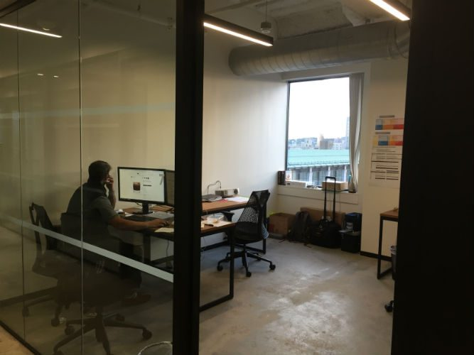 What is a Coworking Space? TD Visits Industrious Boston, slide 15