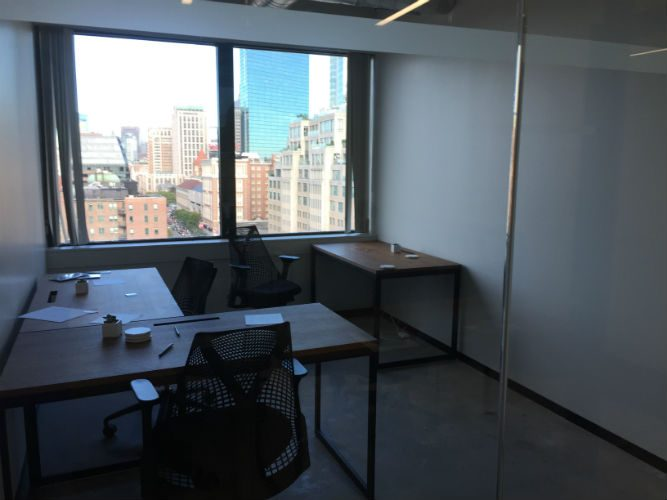 What is a Coworking Space? TD Visits Industrious Boston, slide 5