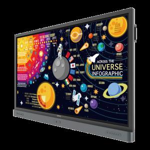 interactive flat panels