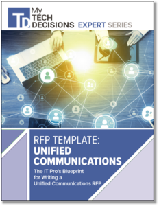RFP Template: Unified Communications - My TechDecisions