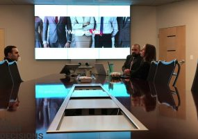 Carousel Industries, tech managers, executive briefing centers