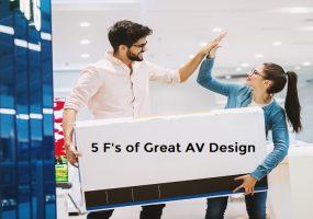 AV solutions, AV design solutions