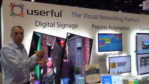 digital signage software Userful Cloud