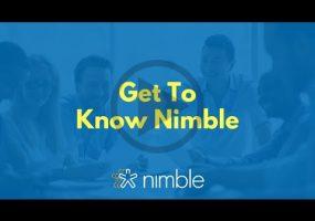 Nimble 5.0, smart CRM