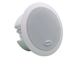 CyberData InformaCast Enabled ceiling speaker