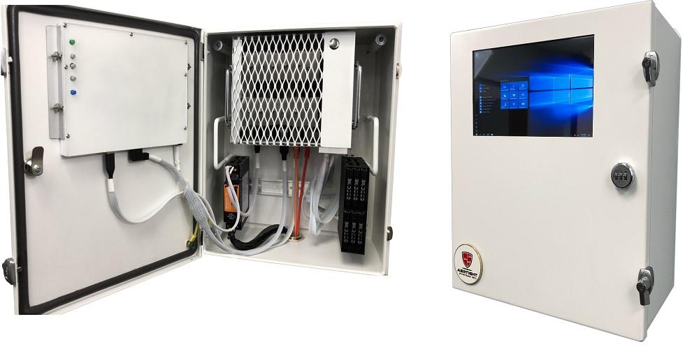 Aertight Systems, AERTIGHT Server Platform