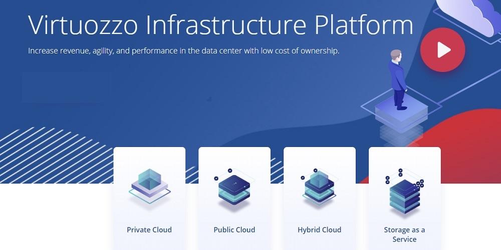 Virtuozzo Infrastructure, hyperconverged infrastructure