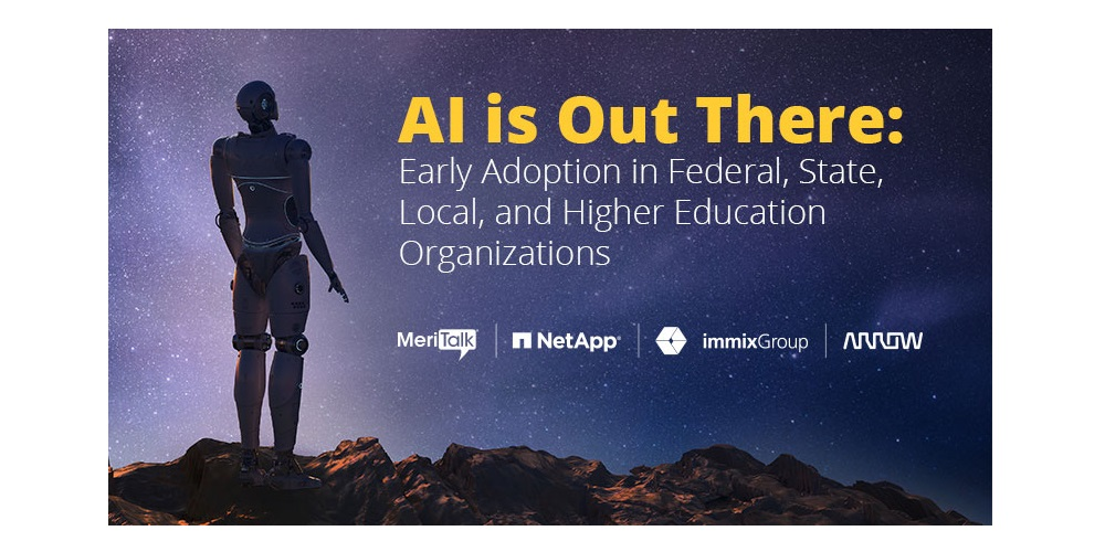 government IT, AI study