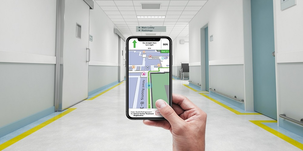 MediNav, UCI Mobile, mobile wayfinding, Appointment Scheduling