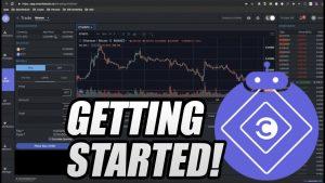 cryptocurrency trading platform, SmartBotCoin