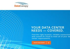 CyrusOne, Data Canopy