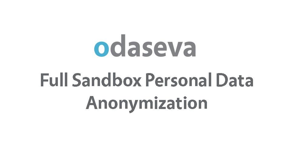 Full Sandbox Anonymization