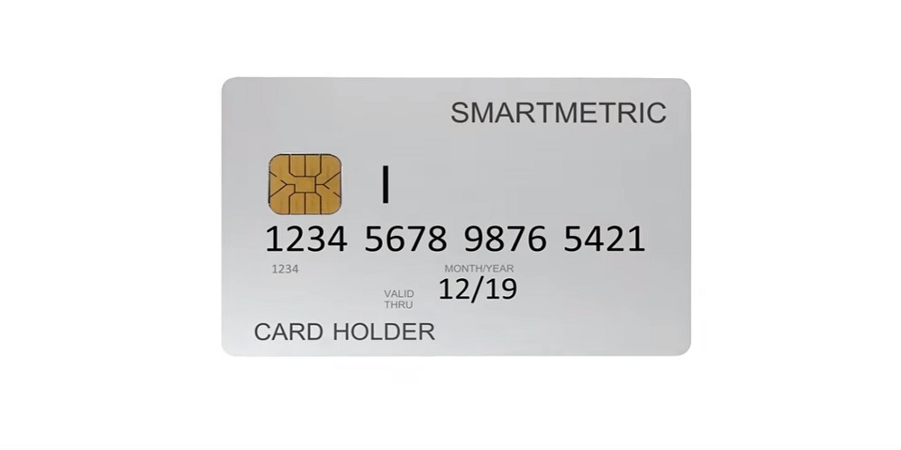 biometric credit cards, SmartMetric