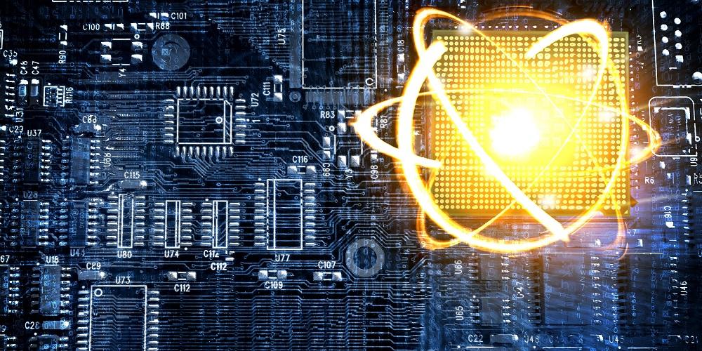 quantum data transfer, qutrit