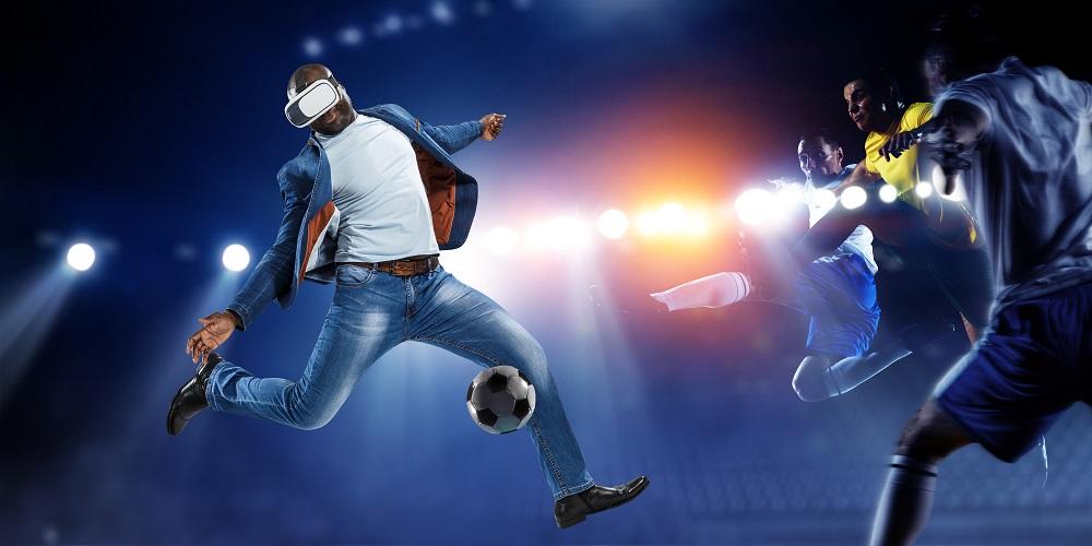 live sports broadcasting VR