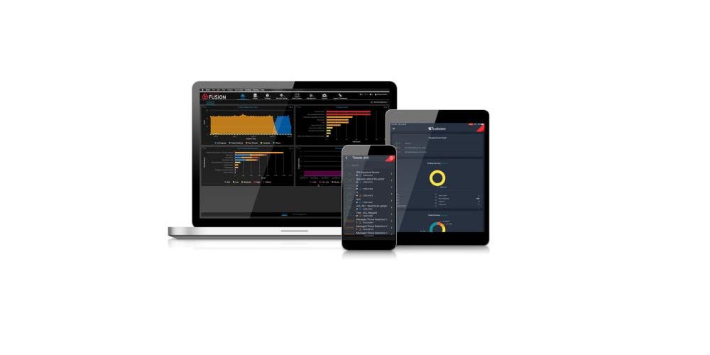Trustwave Fusion Cloud-Based Cybersecurity