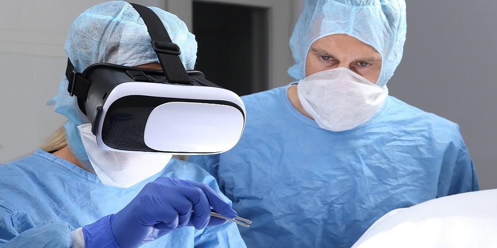 virtual reality surgery, ImmersiveTouch
