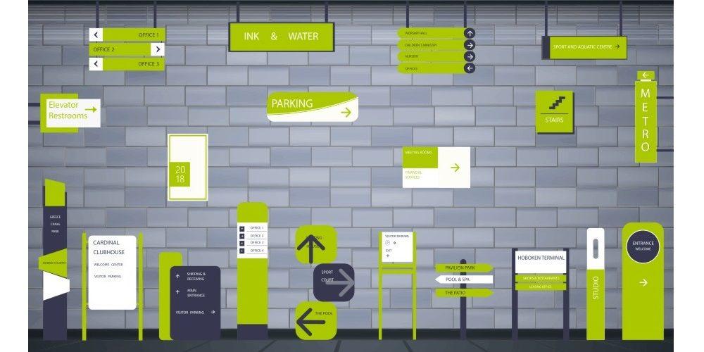 interactive digital signage installations