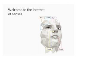 Internet of Senses