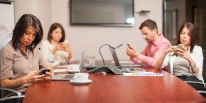 Smartphone Distracting