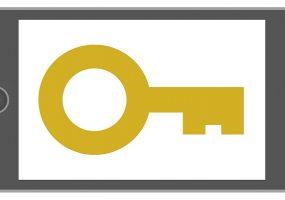 iPhone Security Key