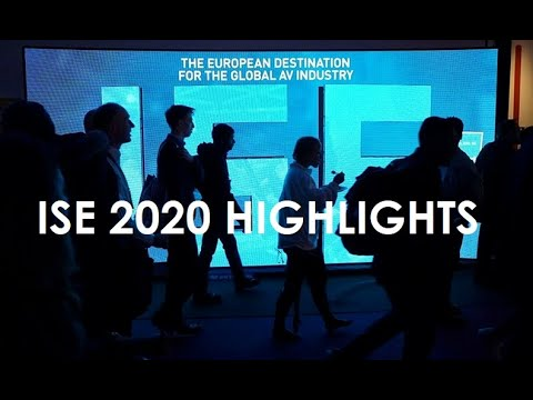 end user solutions, ISE 2020