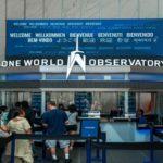 LED video walls, One World Observatory,