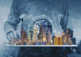 IoT technology smart cities