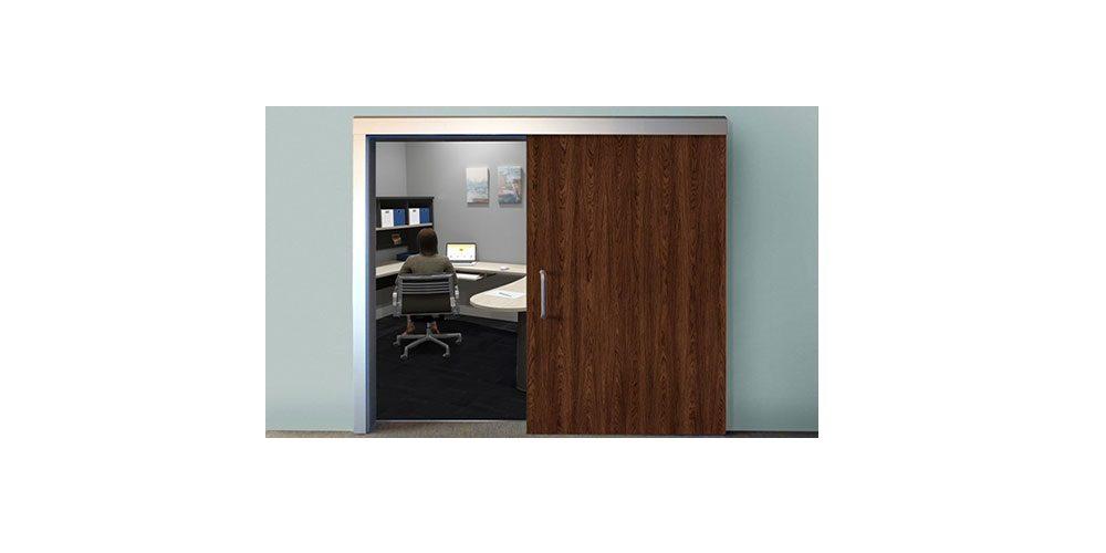 ASSA ABLOY RITE Slide integrated sliding door