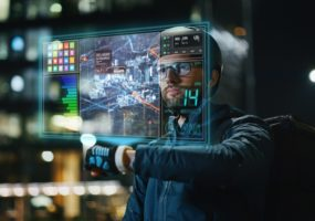 augmented reality technologies, trends, business