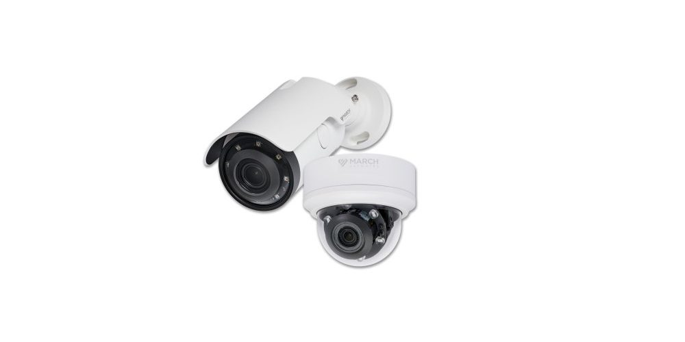 March Networks IP cameras, perimeter breaches