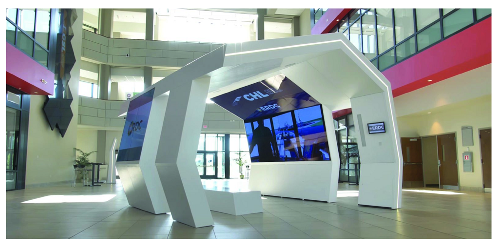 OLED video walls, M3 Technology Group