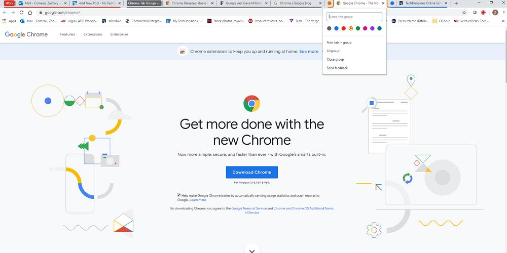 Chrome update for mac catalina