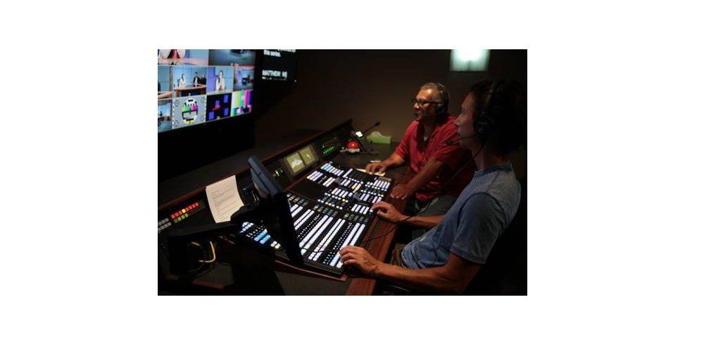 TV studio upgrade, PWS-4500