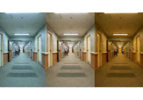 lighting temp, circadian lighting
