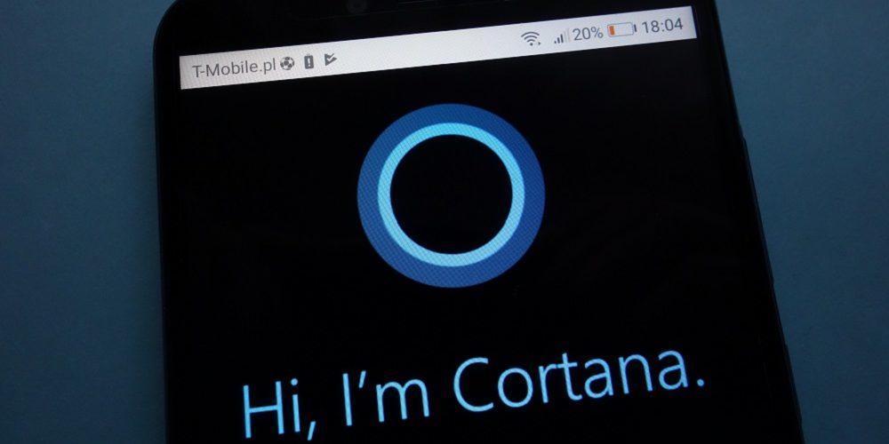 Micorosft Cortana