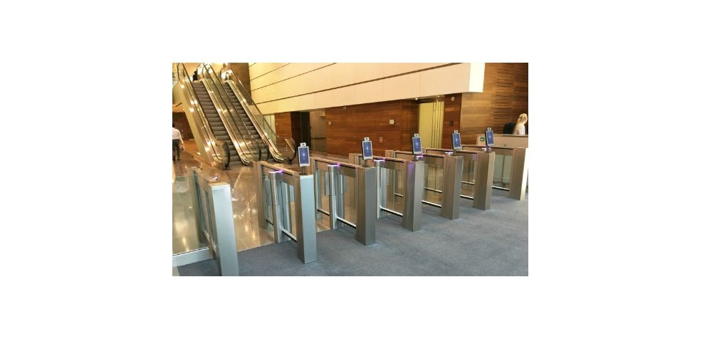 Automatic Systems pedestrian gates