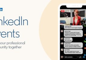 LinkedIn VIrtual Events