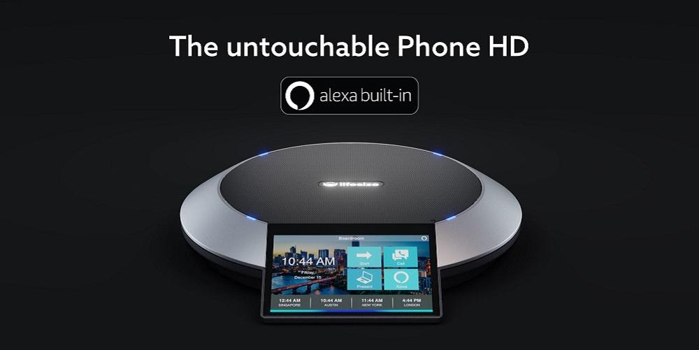 Lifesize Alexa for Business