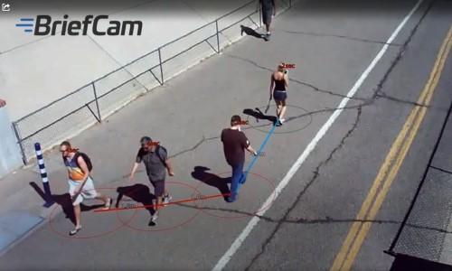 BriefCam video analytics