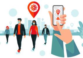 location technology, coronavirus, COVID-19