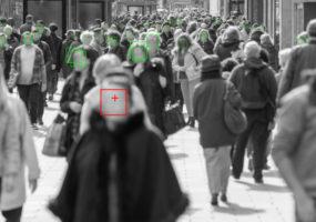 Amazon facial recognition, police