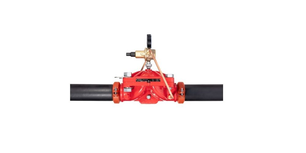 pressure control valves, fire protection systems
