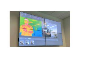 Hiperwall HidraLink video wall software