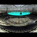 SoFi Stadium, stadium LED