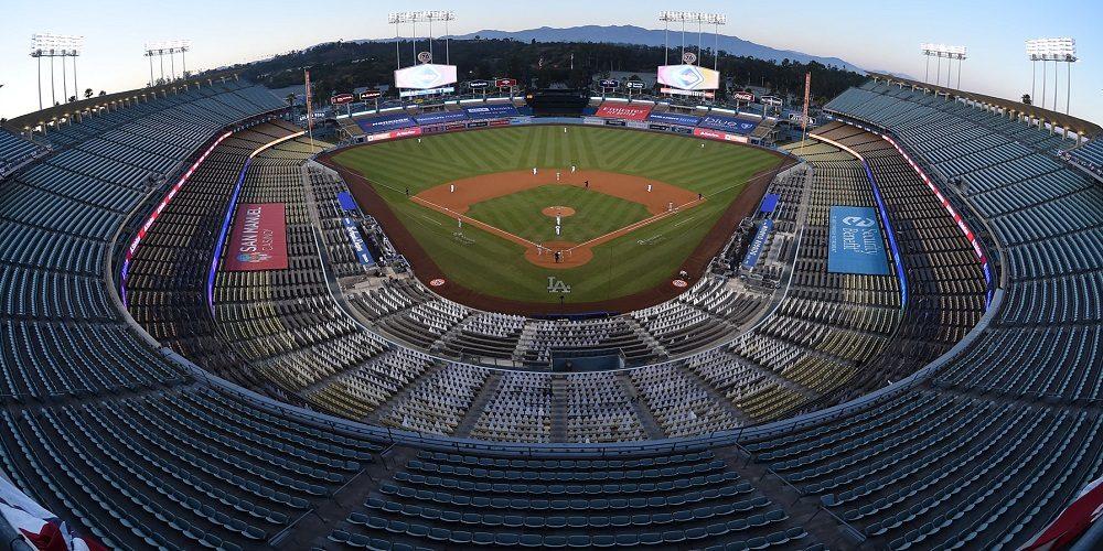 Dodger Stadium PA System